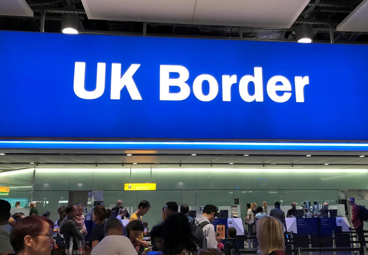 Britain heralds end of 'cheap labor from Europe' with Brexit immigration system