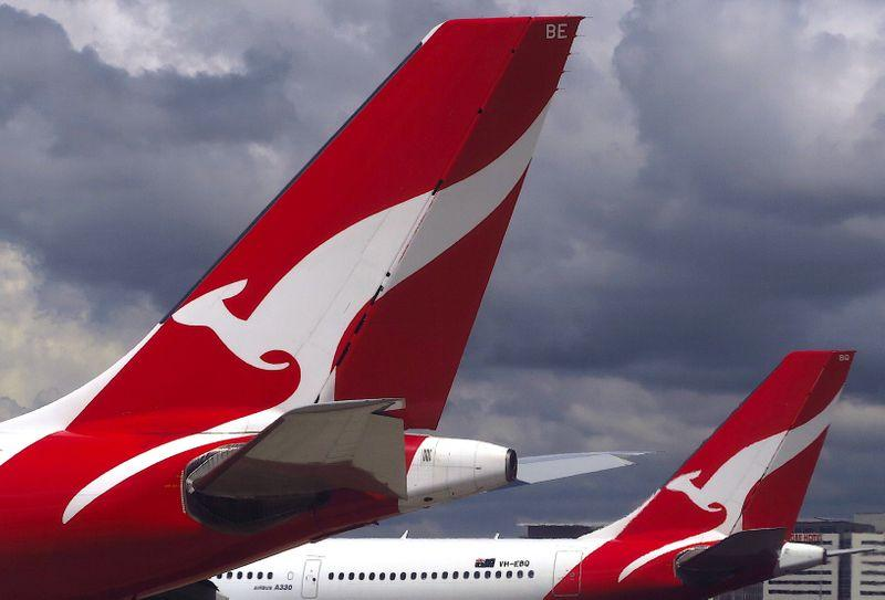 Qantas shares jump after it unveils coronavirus strategy, share buyback