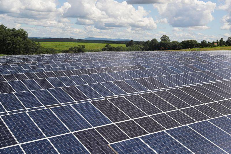 Solar energy expands quickly in Brazil, attracts Chinese firms