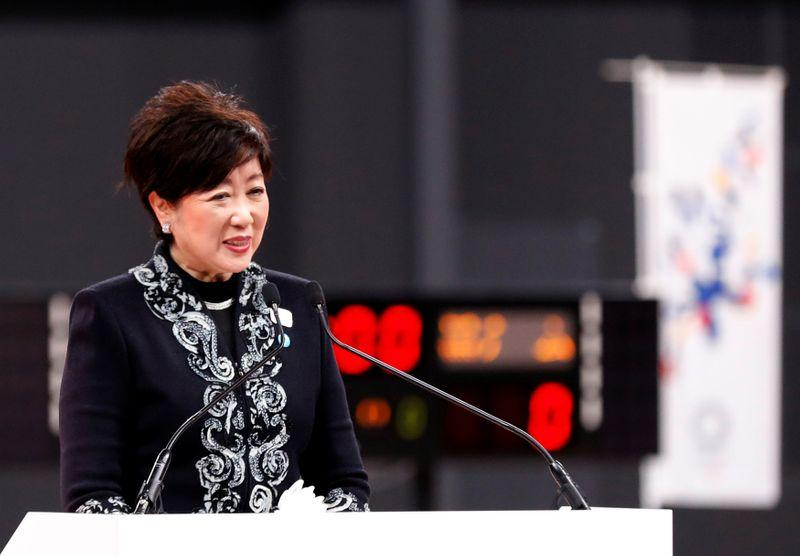 The Tokyo governor criticizes the proposal that the 2020 Olympic Games could take place in London