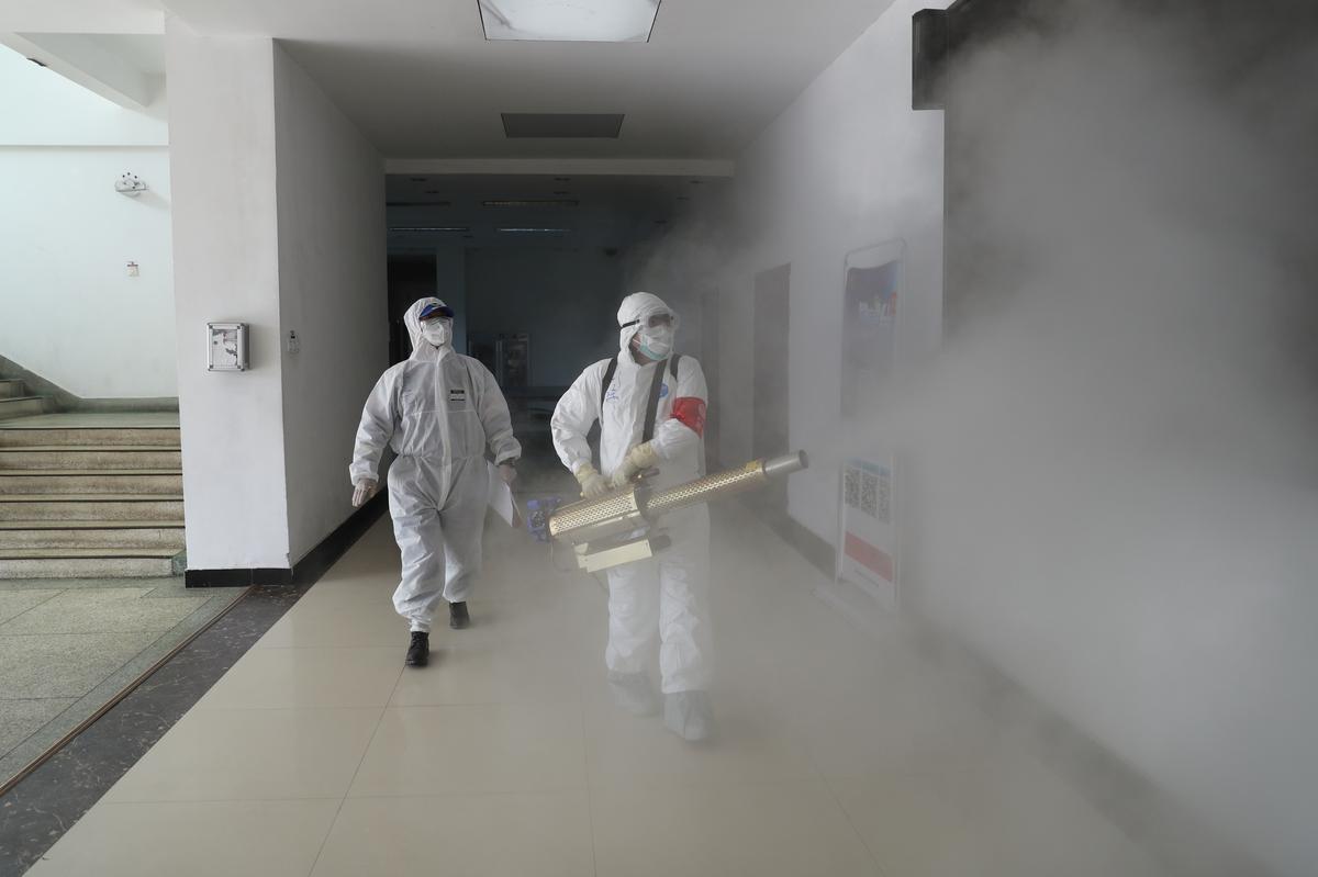 Virus epicenter Wuhan revokes announcement easing lockdown