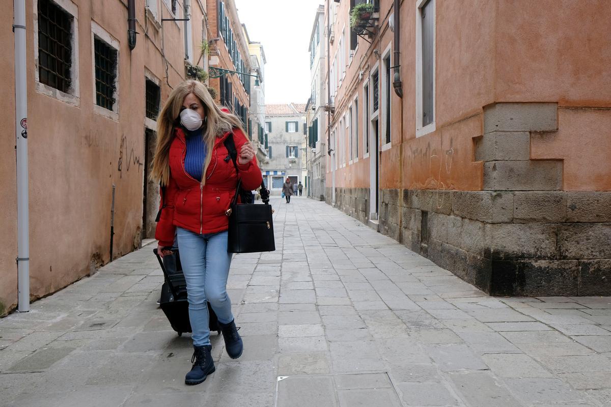 Seventh person dies in coronavirus outbreak in Italy: ANSA news agency
