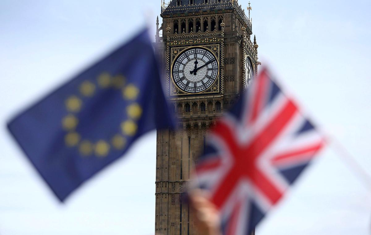 Post-Brexit Britain starts search for new global role