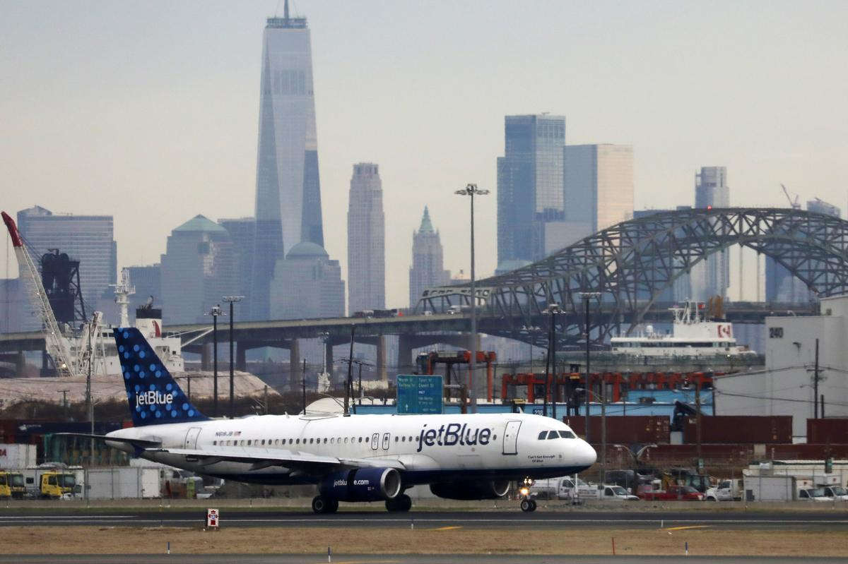 JetBlue waives cancellation fees till March 11 on coronavirus concerns