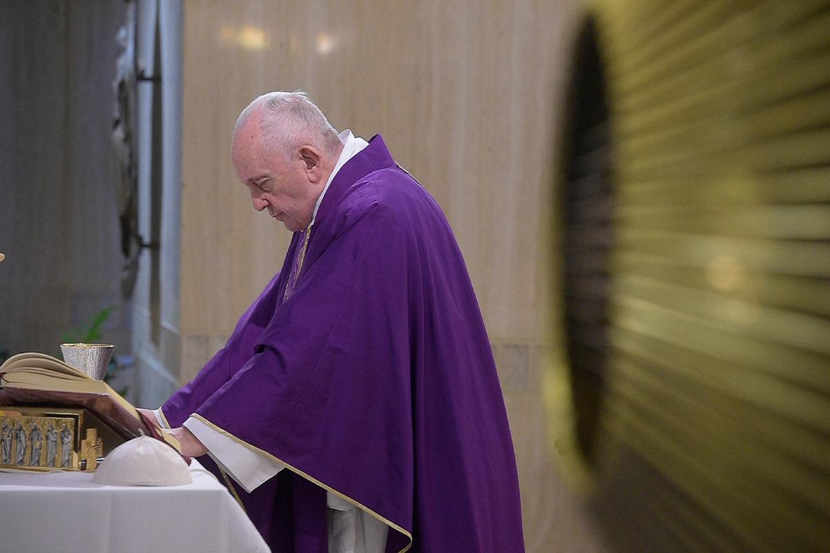 Pope postpones official audiences but working from residence - Vatican