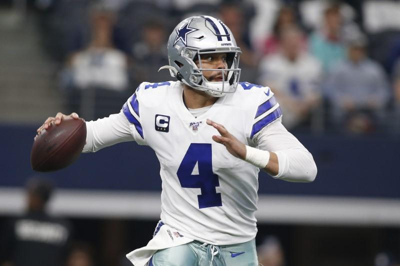 Reports: Cowboys to use exclusive franchise tag on QB Prescott