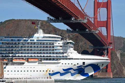 Grand Princess cruise ship passengers under coronavirus quarantine