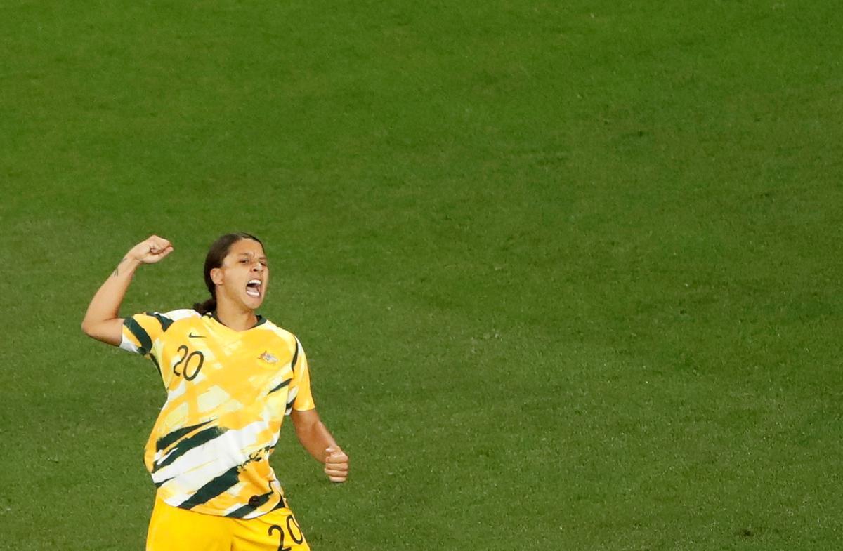 Olympics - Kerr on target again as Australia earn ticket to Olympics