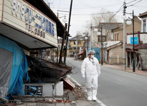 Inside the exclusion zone, nine years after Fukushima disaster
