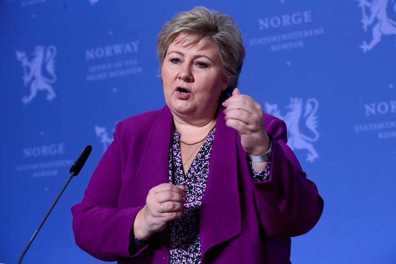 Norway Pm Tells Kids It Is Ok To Feel Scared During Coronavirus Reuters