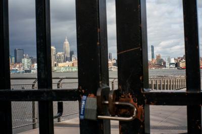New York's empty streets amid coronavirus