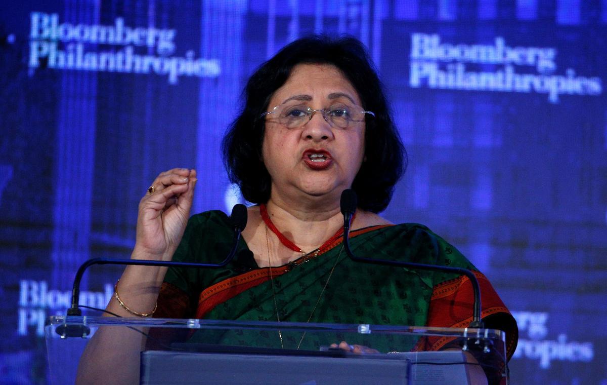 Salesforce hires former banker Arundhati Bhattacharya as India CEO