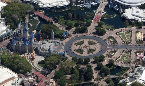 Disney World before and after coronavirus closures