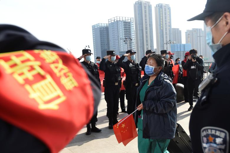 Wuhan to Test All 12 Million Residents as Delta Variant Spreads