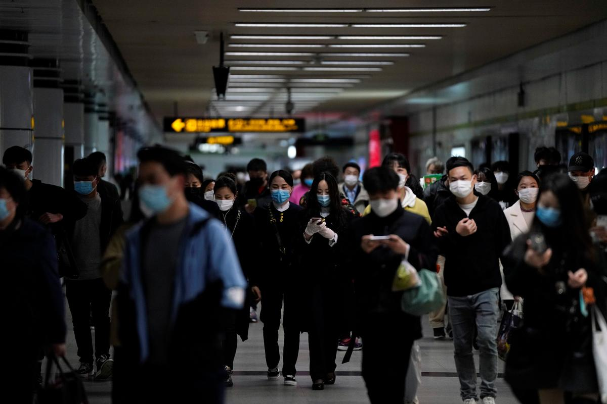 China sees drop in new coronavirus cases; all of them imported