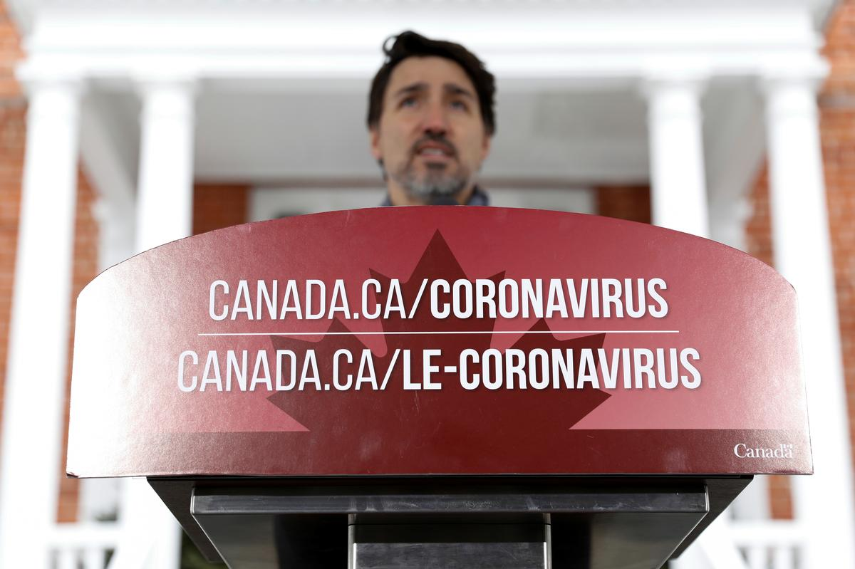 Canada coronavirus aid stalled over concerns about Trudeau bid for more spending powers