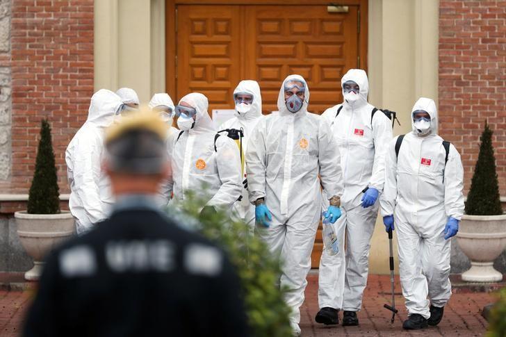 Spain's coronavirus death toll overtakes China's