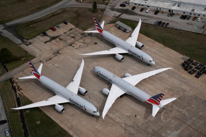 U.S. Senate bill to grant airlines bailout to weather coronavirus