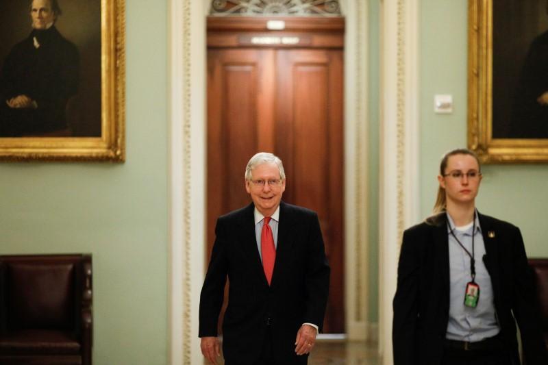 Factbox: What's in the $2.2 trillion Senate coronavirus rescue package