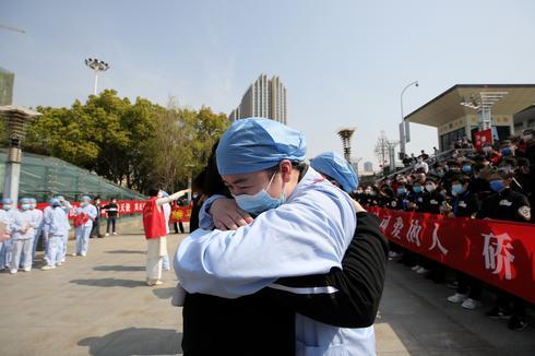 Thanking coronavirus frontline workers