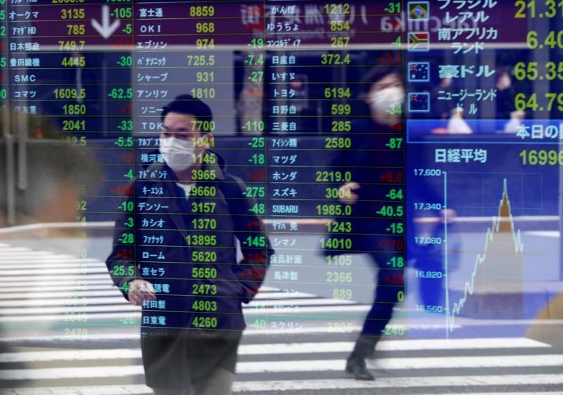 Asia stocks ride stimulus hopes higher but dollar left behind