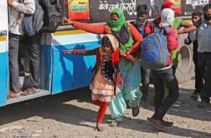 India under coronavirus lockdown