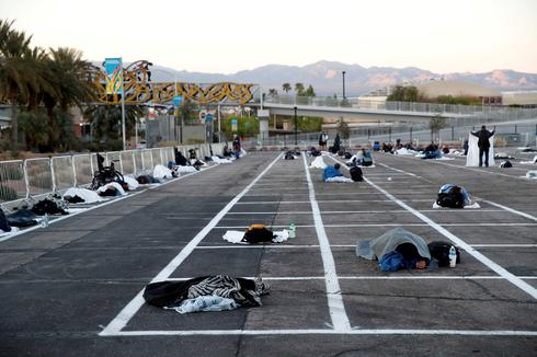Homeless stuck on the streets during coronavirus lockdown