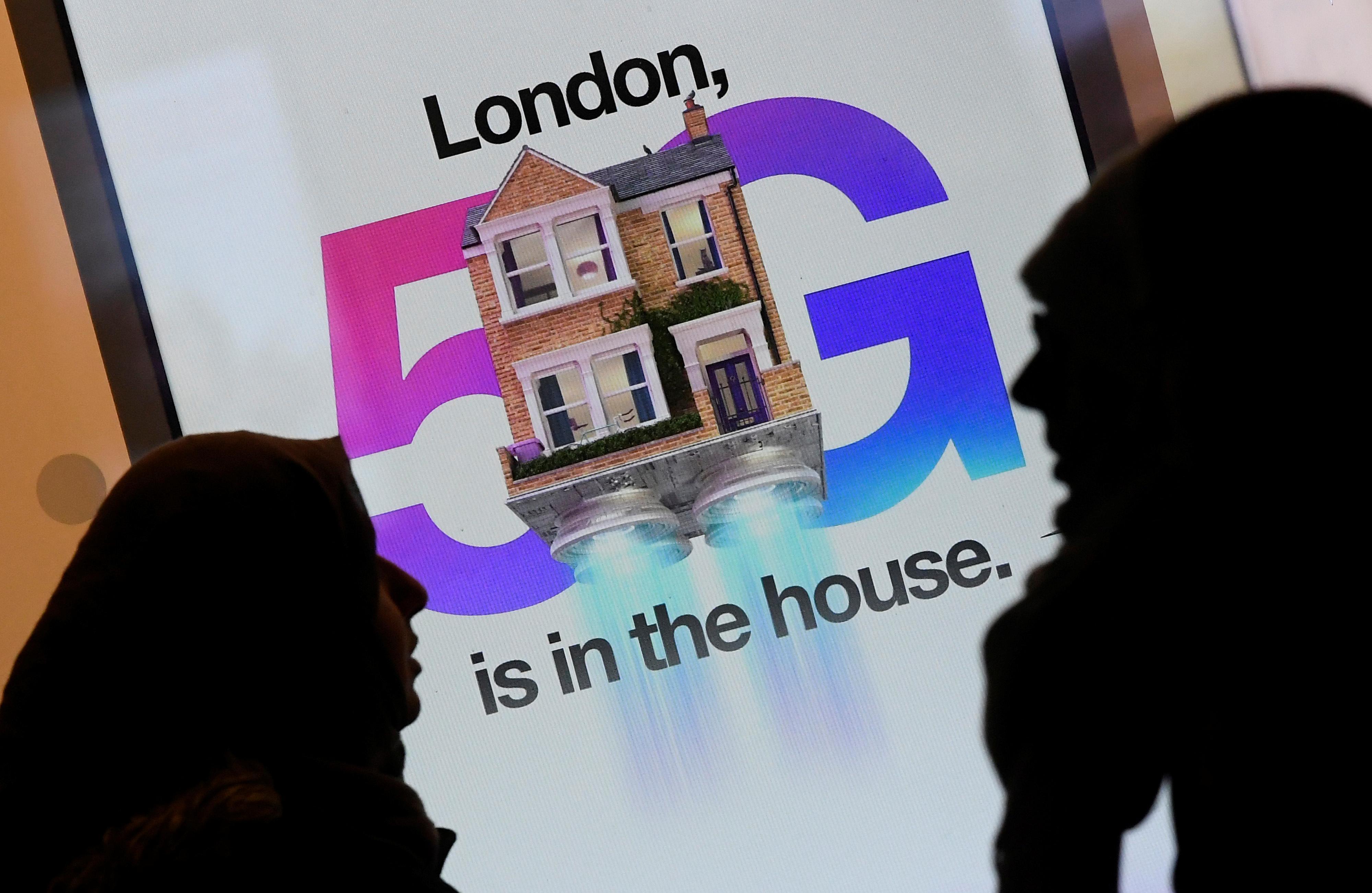 5G coronavirus conspiracy theory is dangerous fake nonsense, UK says