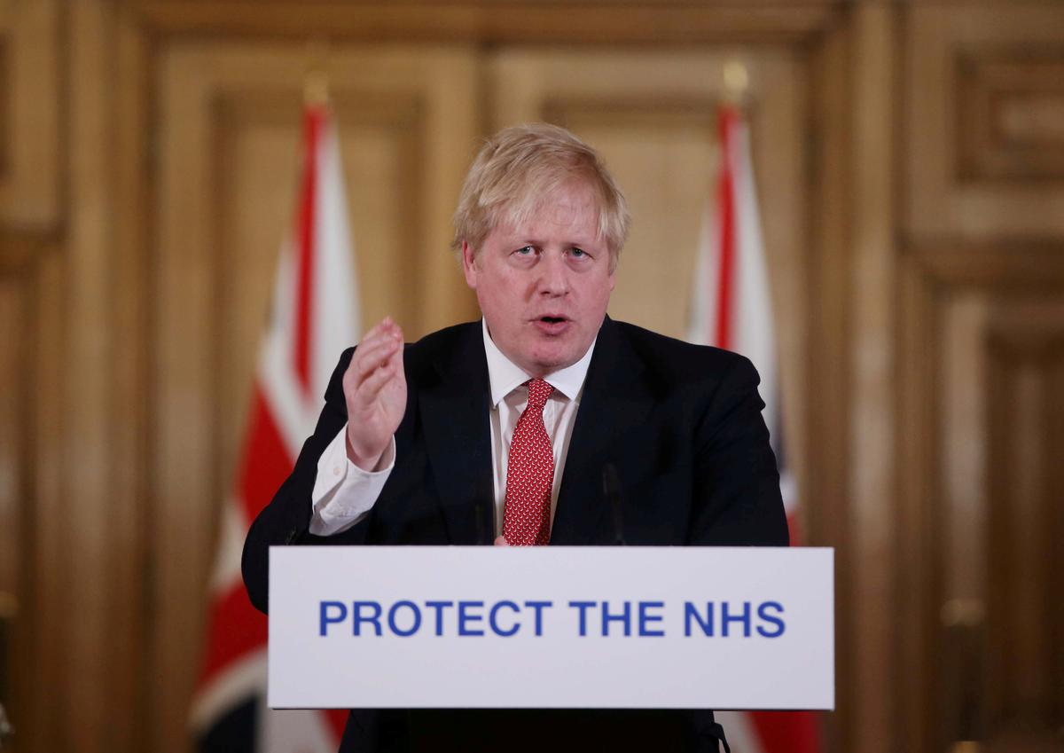 Boris Johnson admitted to hospital for tests after persistent coronavirus symptoms