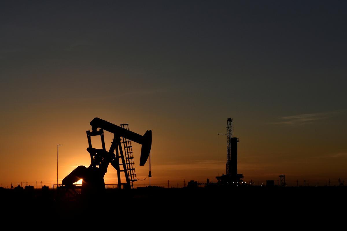 Oil slips on oversupply fears, but stocks jump on virus slowdown hopes