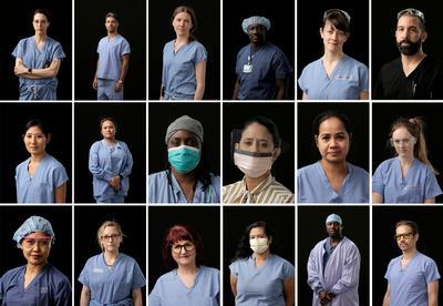 Faces of Seattle's coronavirus frontline