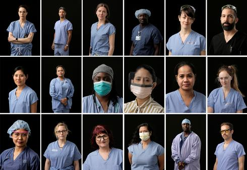 Faces of Seattle's coronavirus frontline