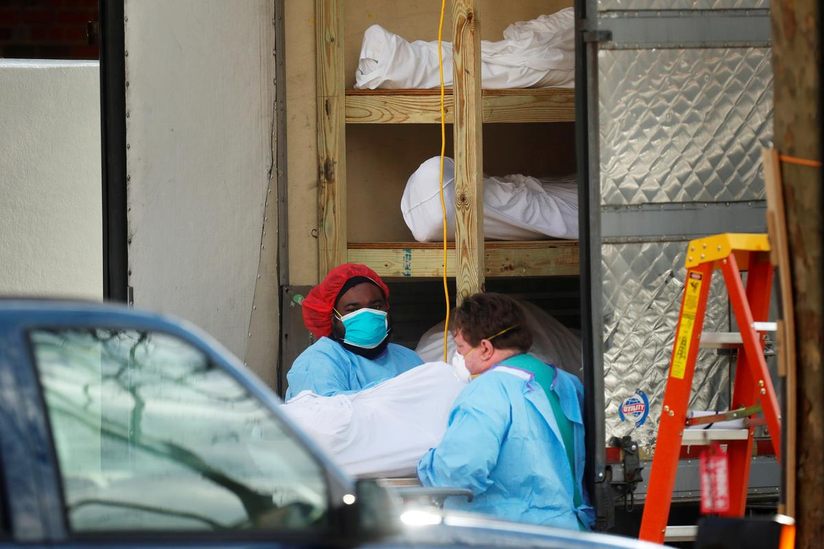 Global coronavirus death toll hits 100,000, cases over 1.6 million