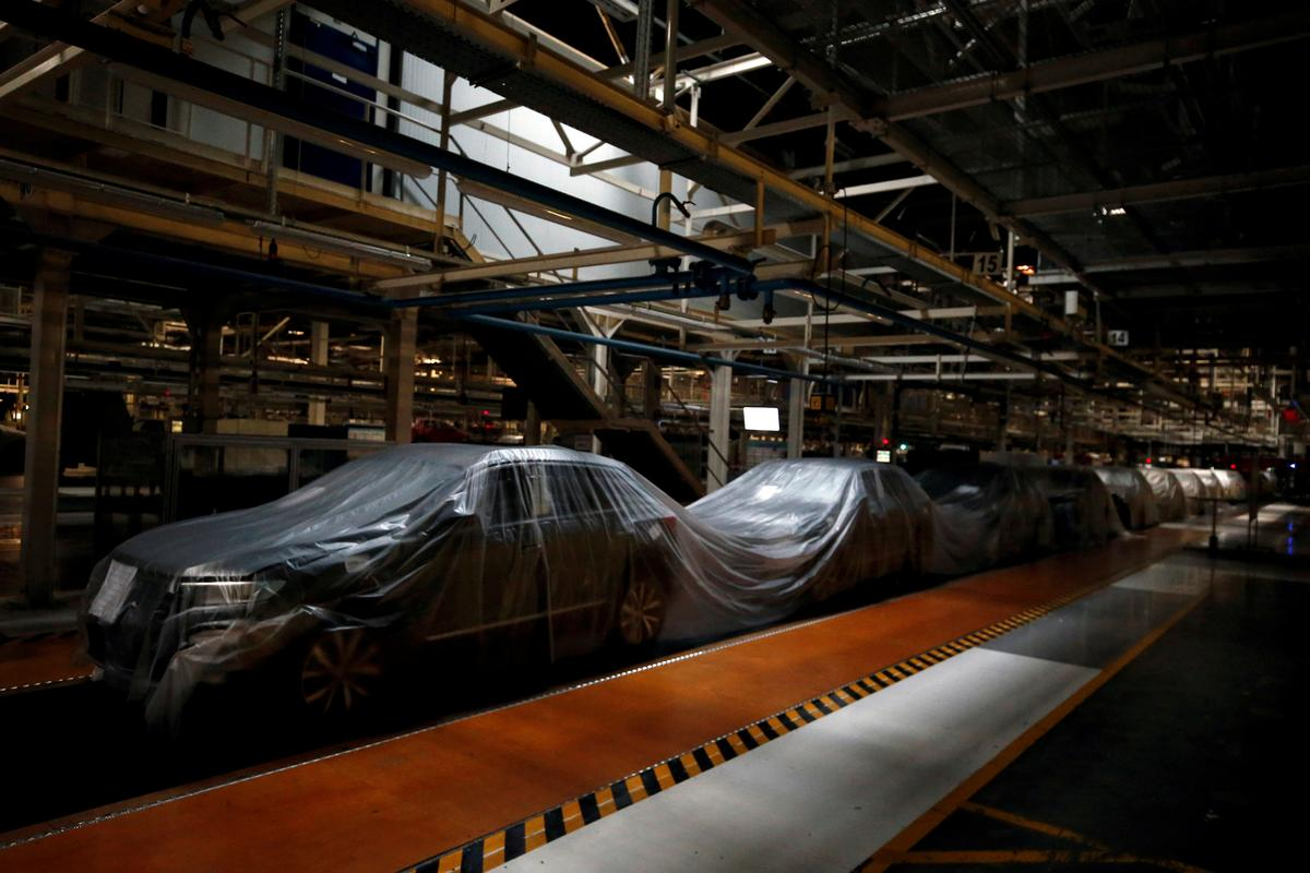 Portugal's car parts makers resume production as coronavirus spread slows