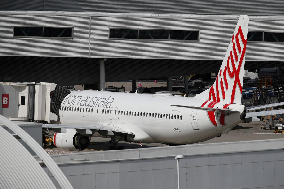 Virgin Australia enters voluntary administration with aim to recapitalise