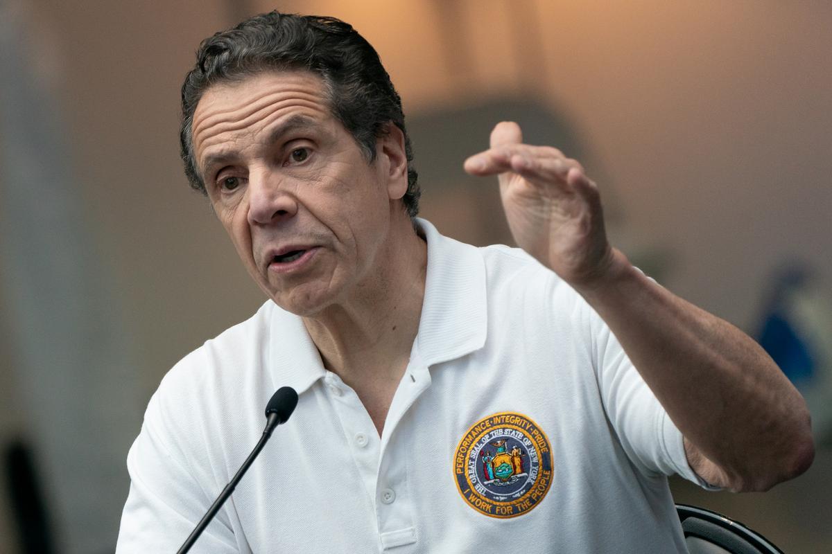 New York test of 3,000 people finds 14% with coronavirus antibodies