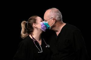 Seattle hospital staff reflect on their coronavirus fight