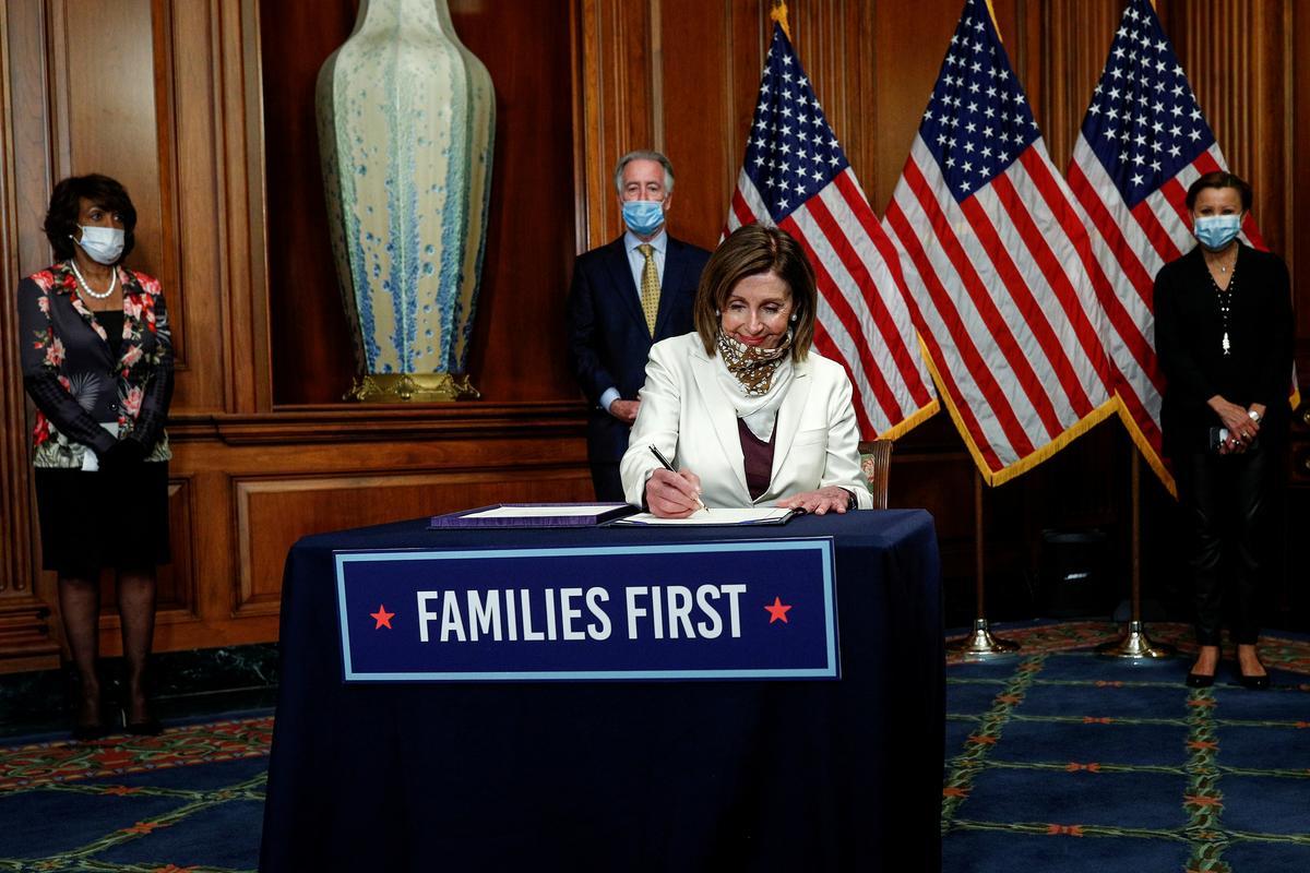 U.S. House passes $500 billion coronavirus bill in latest relief package