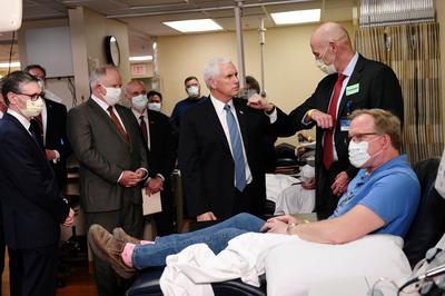 America amid the coronavirus pandemic