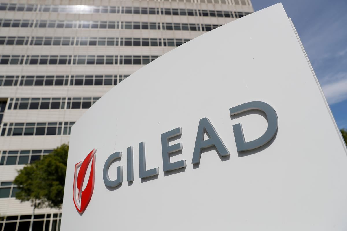 Gilead says remdesivir shows improvement in COVID-19 patients when used early