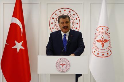 Turkey starting new phase in coronavirus battle, government says