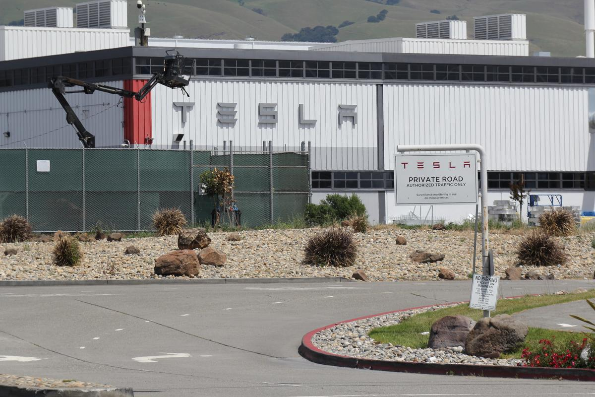 California county says Tesla may not reopen vehicle factory, stifling Musk's plans