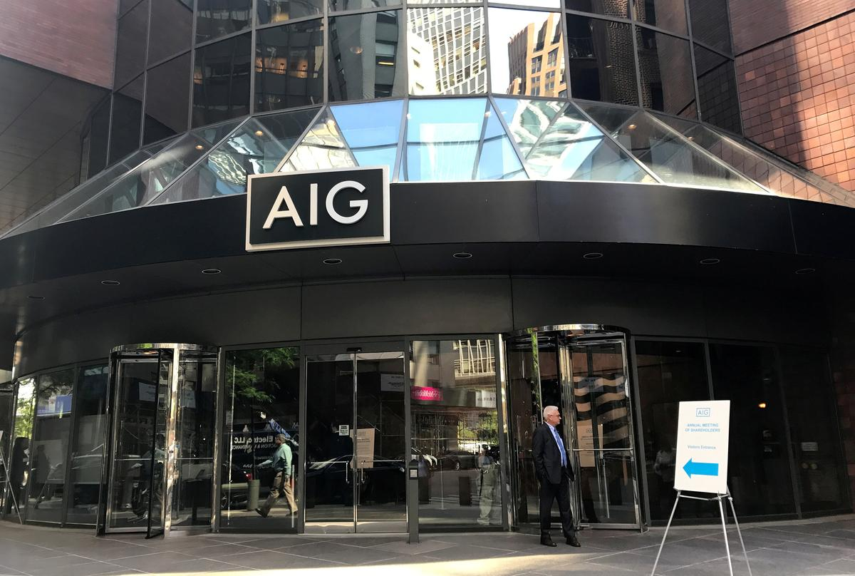 AIG approaches shareholder pay vote with cautious approval from proxy firms