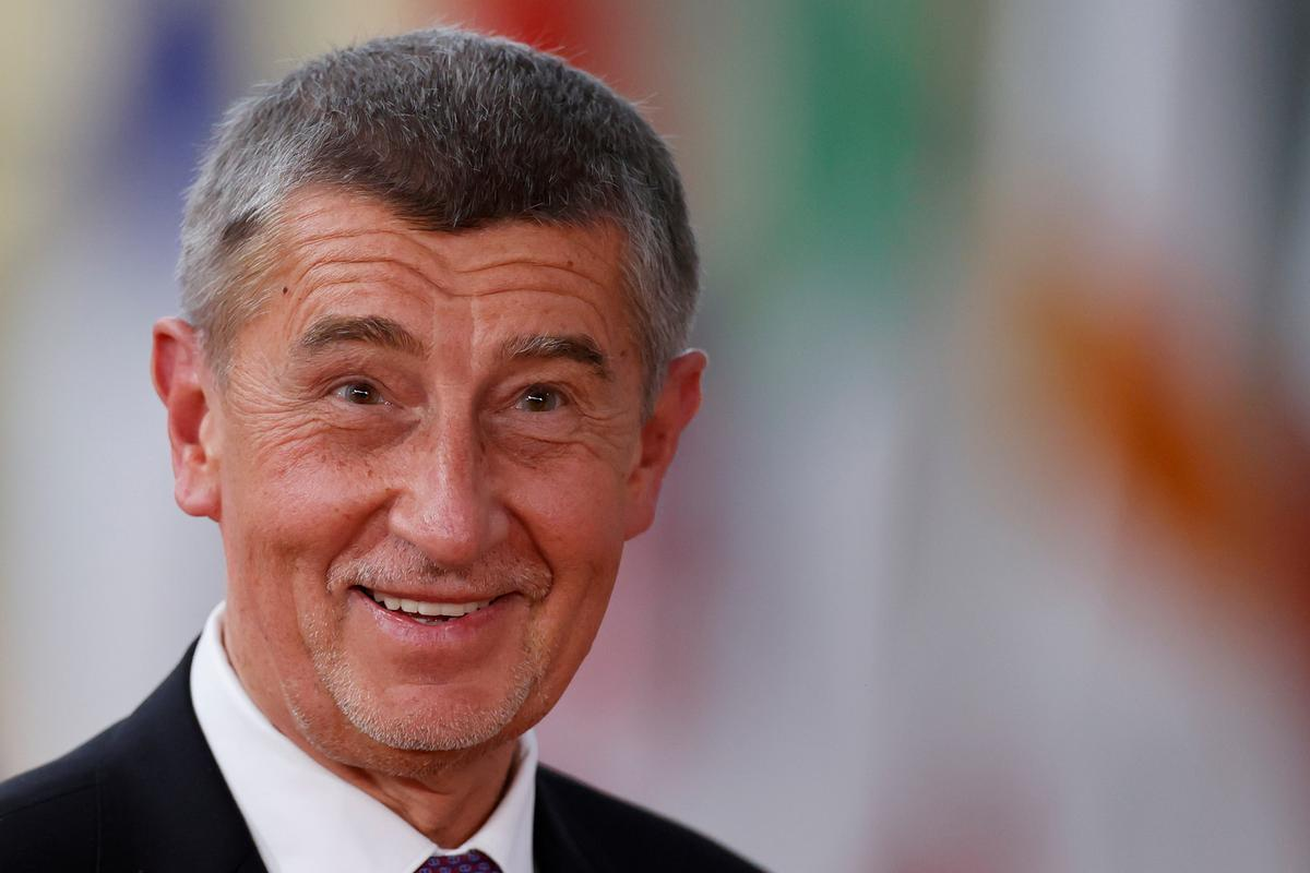 Czech PM Babis says borders with Austria, Slovakia could reopen in June