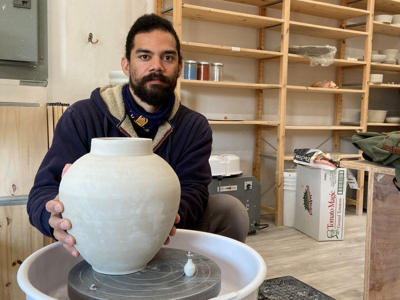 Brooklyn pottery studio sells tiny takeout 'quarantine kits' as it seeks to survive