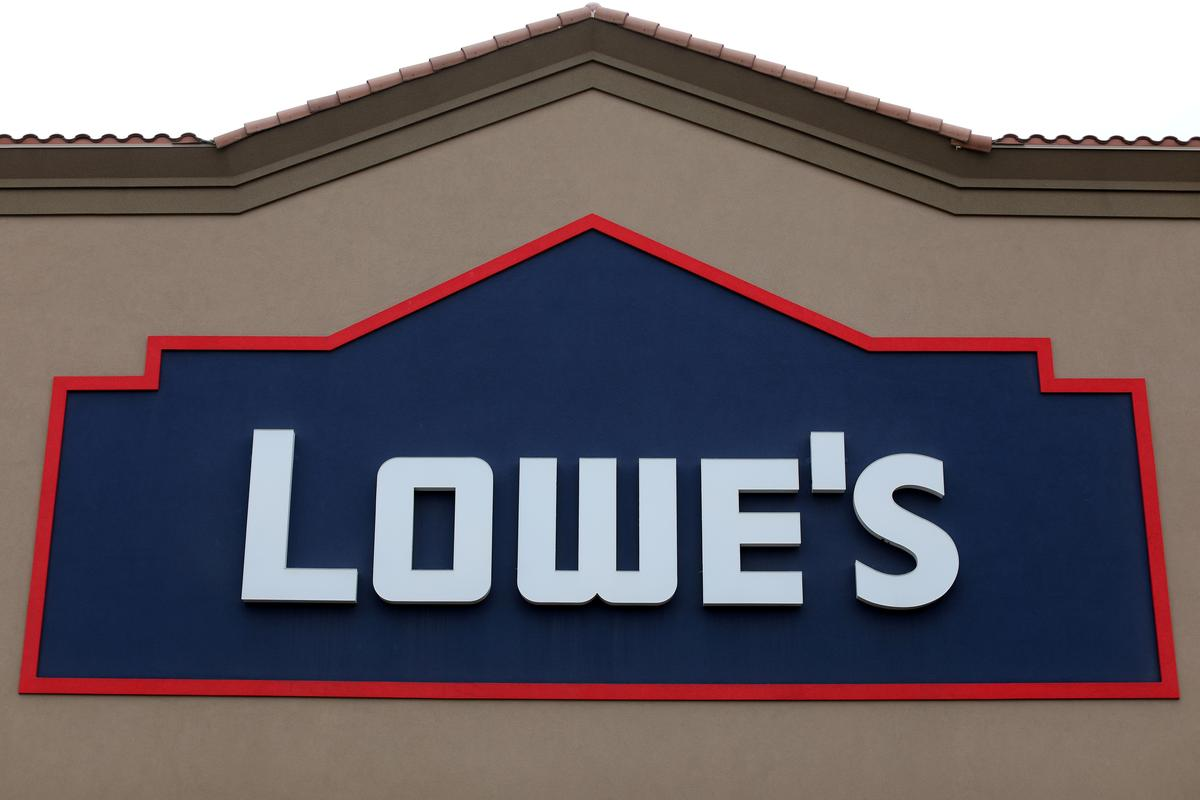 Lowe's says surging sales will not last
