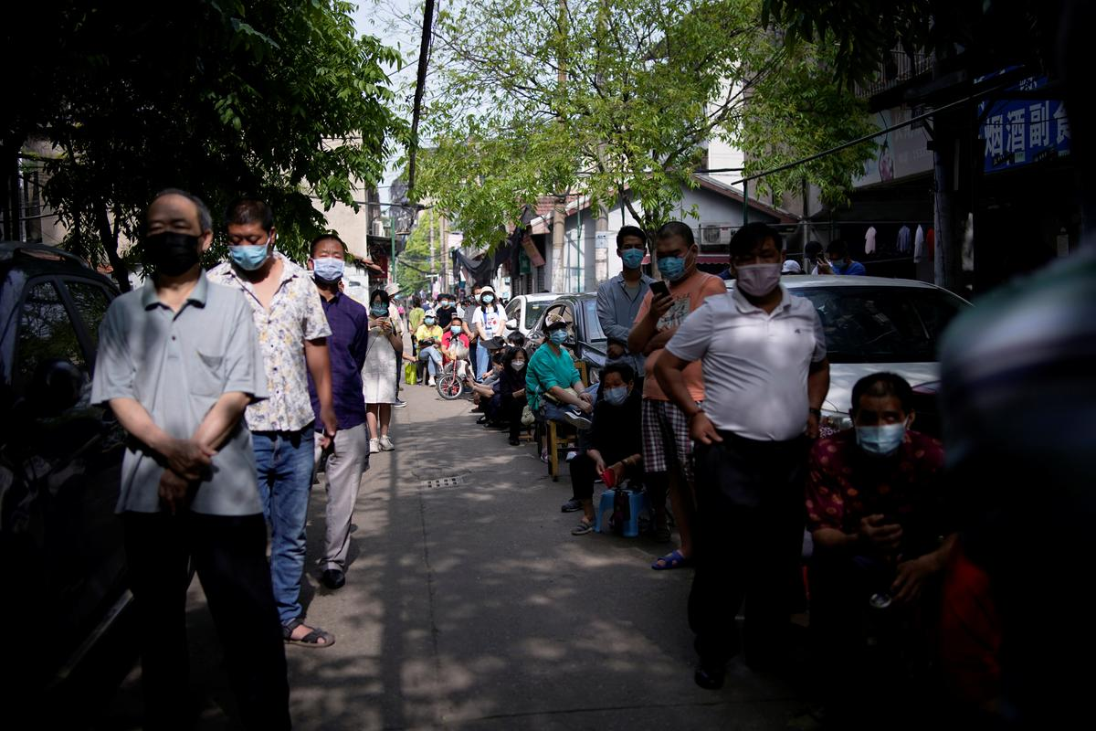 China reports two new coronavirus cases for May 20 vs 5 day earlier