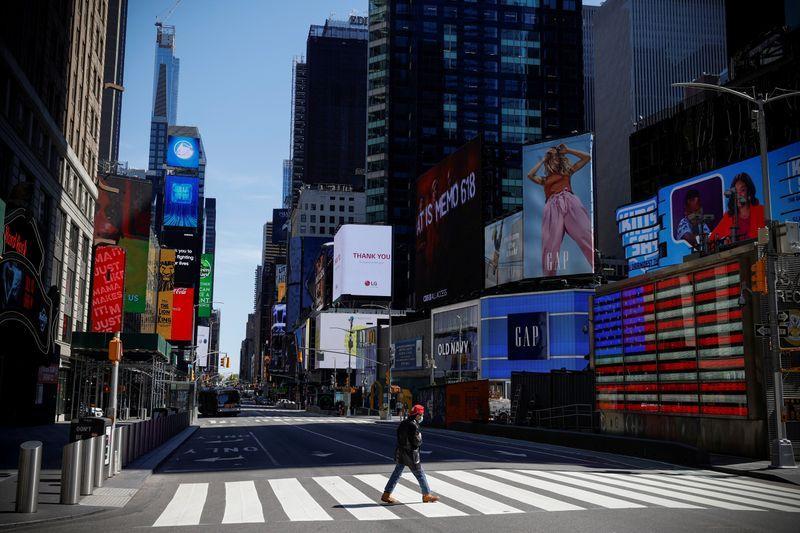 Popular New York City Eatery Gives Sneak Peek At Post Coronavirus Dining Reuters
