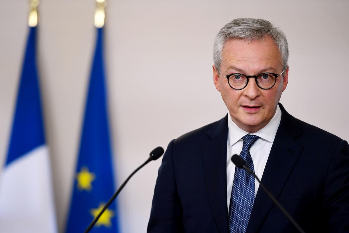 'I've not yet signed Renault loan', says French finance minister