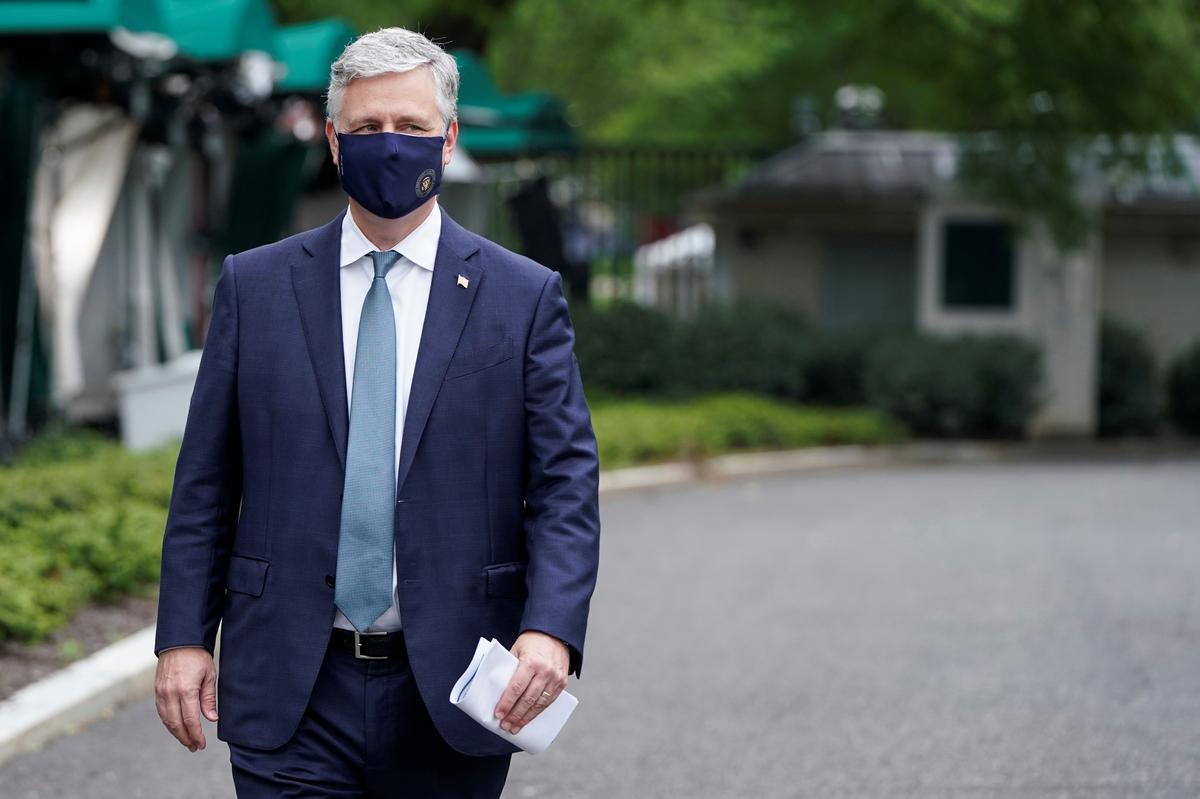 Coronavirus 'cover-up' is China's Chernobyl: White House adviser